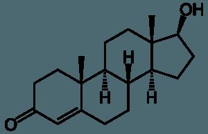 testosterone helix