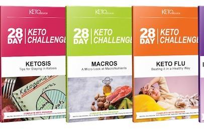 28 day keto challenge