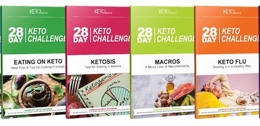 Keto Challenge Ebooks