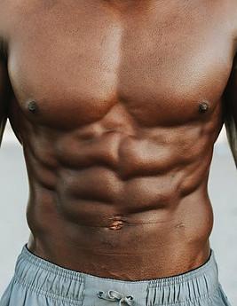 Lean Muscular Torso