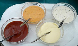table sauces
