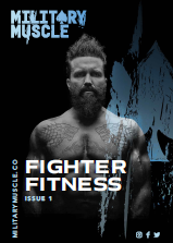 military muscle fighter fitness