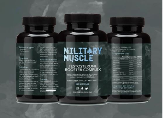 military muscle multiple