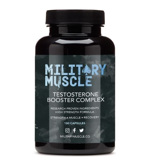 military muscle main bottle