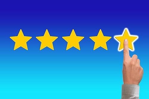 Start ratings
