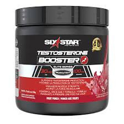 Six star testosterone booster
