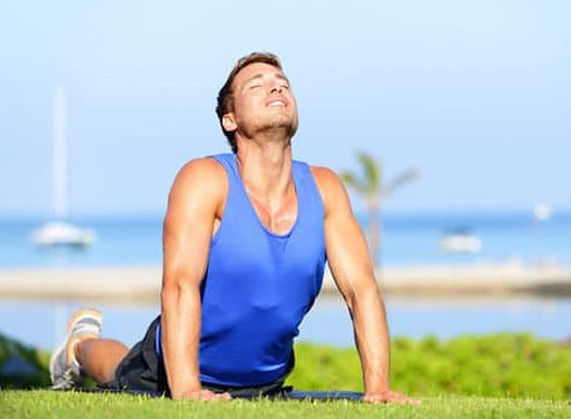 cobra pose to increase your testosterone naturally